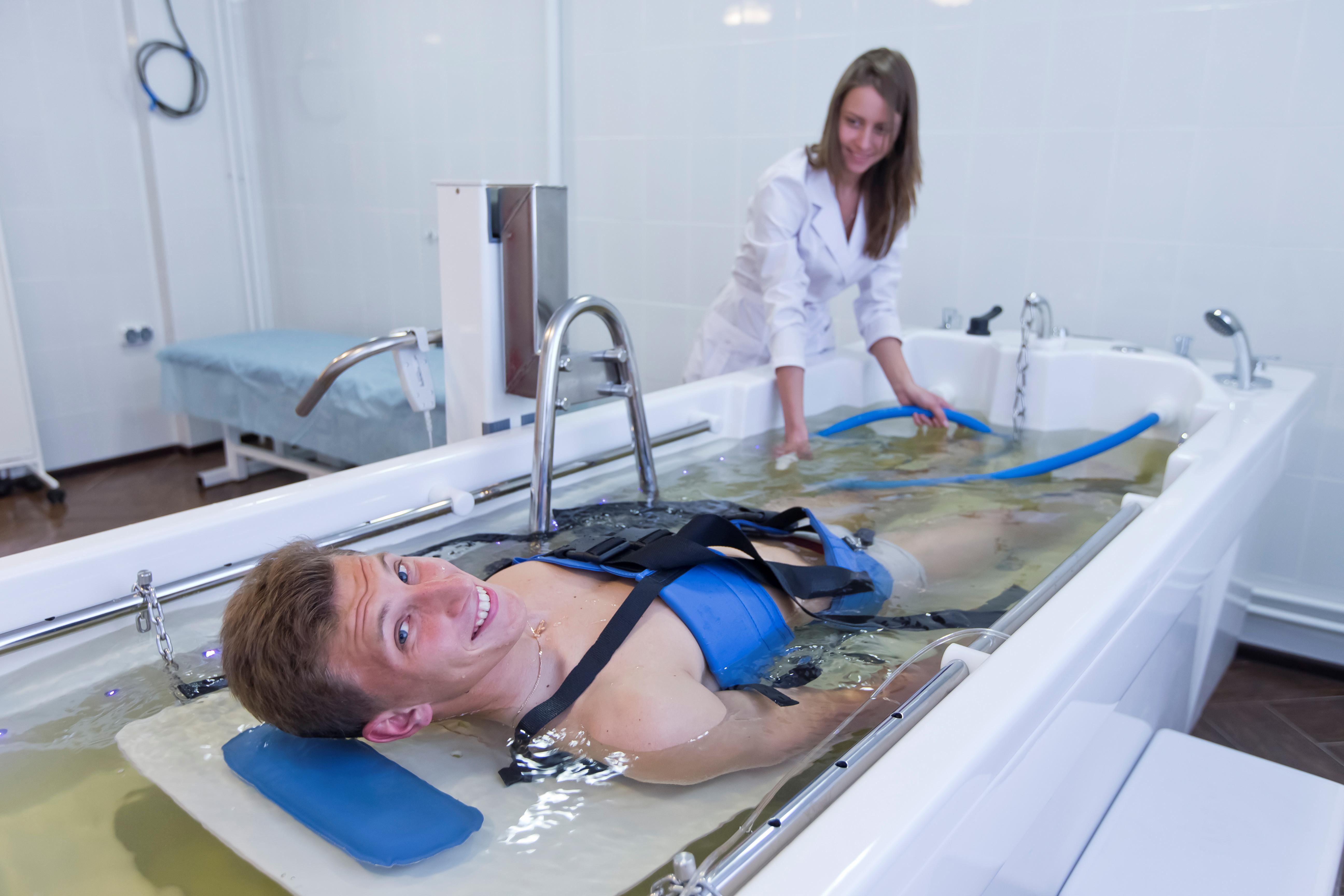 Санатории для лечения грыжи шейного отдела позвоночника